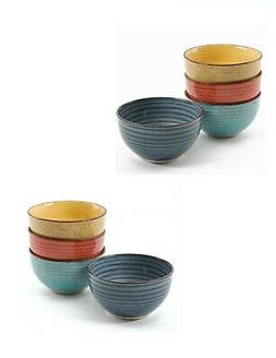 High Quality Large 5 Inch Ceramic Cereal Soup Pasta Bowl Set